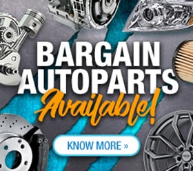 Damaged Car Parts Offer List