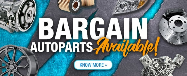 Damaged Car Parts Offer List
