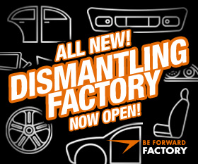 ALL NEW! DISMANTLING FACTORY NOW OPEN!
