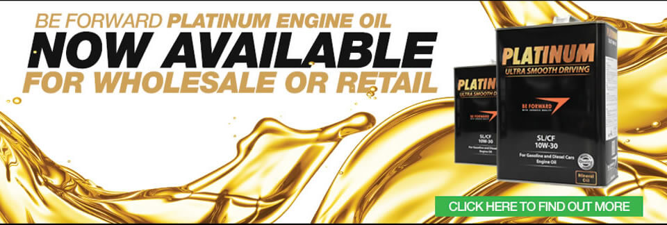 BE FORWARD PREMIUM ENGINE OIL