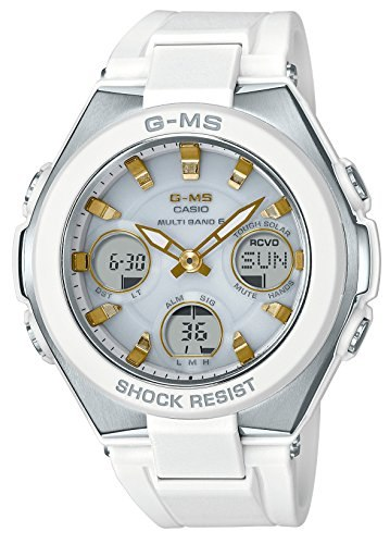 Casio CASIO Watch Baby-g Baby G-ms Radio Solar MSG-W100-7A2JF Ladies