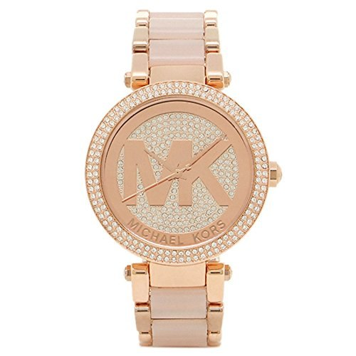 [Michael Kors] Watch Michael KORS mk6176-Zugo-de-pink