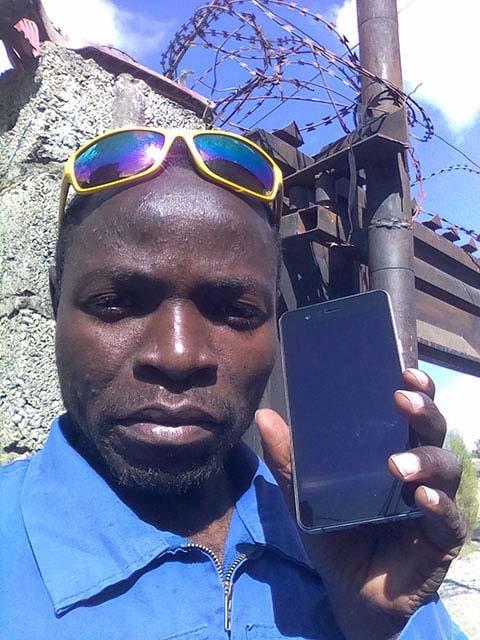 Isaiah Mbuzi