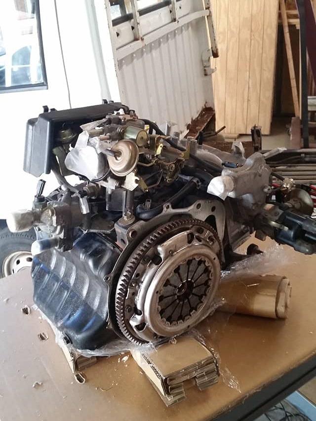 Engine & Transmission Assemblies