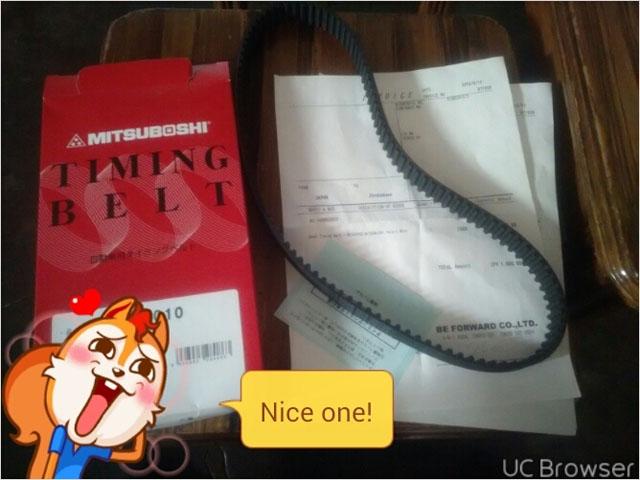Belts & Filters